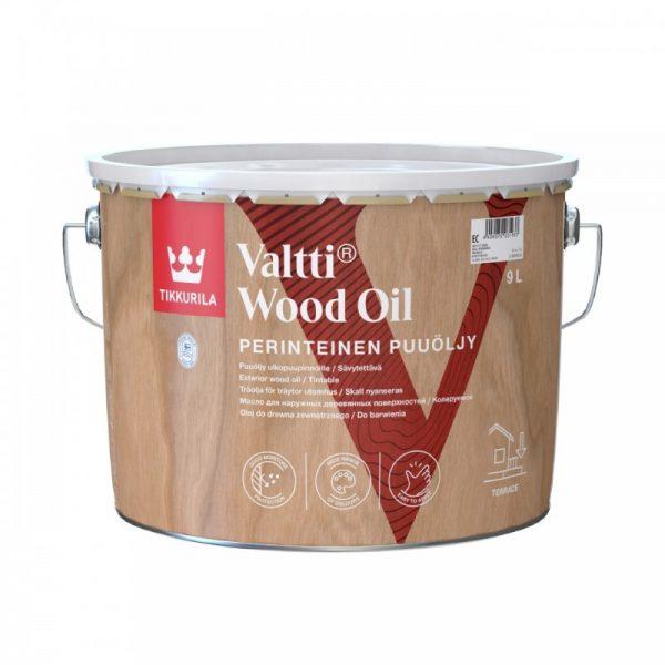 Tikkurila Valtti Wood Oil