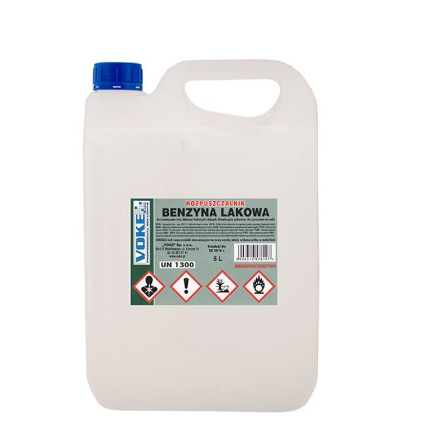 Benzyna Lakowa