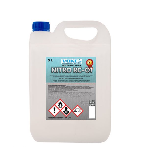 Rozpuszczalnik NITRO RC-01