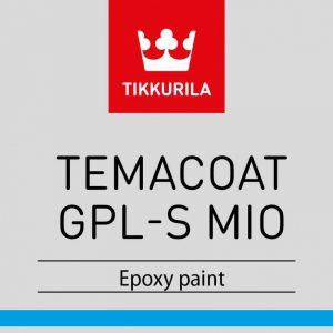 Temacoat GPL-S MIO