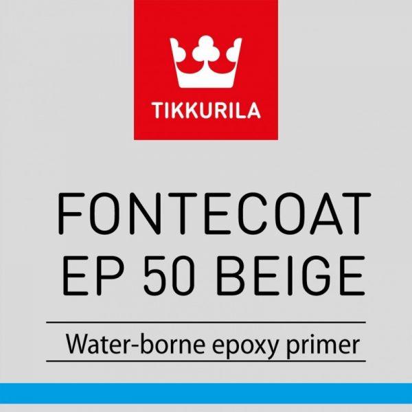 Fontecoat EP 50 Beige