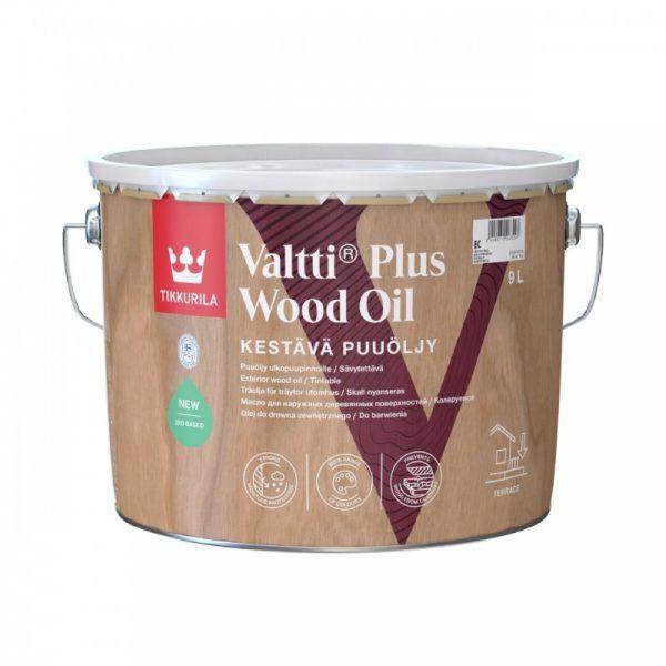 Tikkurila Valtti Plus Wood Oil