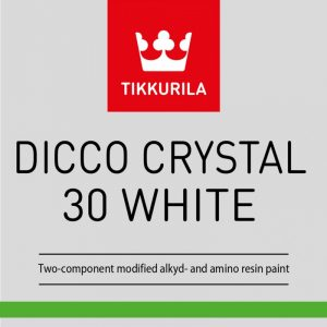 Dicco Crystal 30 White