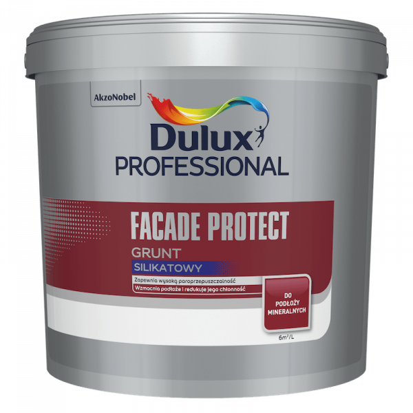 Dulux Professional Facade Protect Grunt Silikatowy