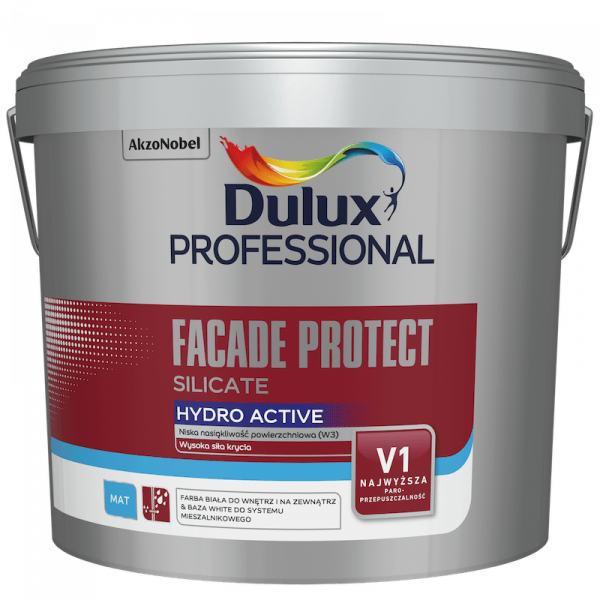Dulux Professional Facade Protect Silicate Hydro Active