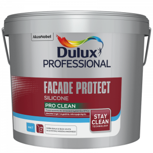 Dulux Professional Facade Protect Silicone Pro Clean