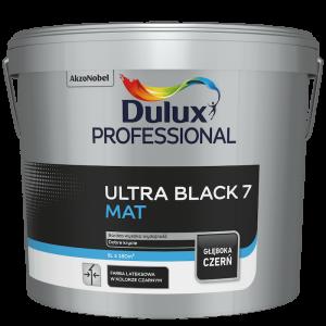 Dulux Professional Ultra Black 7