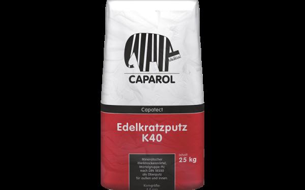 Caparol Capatect-Edelkratzputz K 40