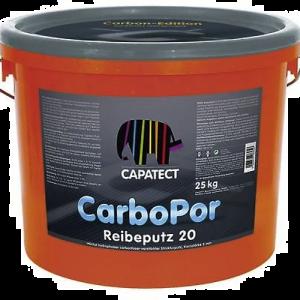 Caparol Capatect CarboPor Strukturputz