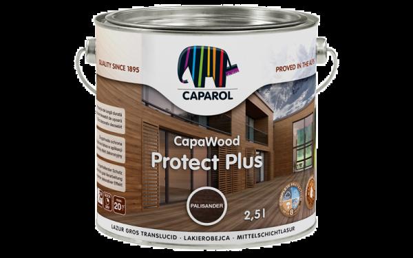 Caparol Lakierobejca do drewna - CapaWood Protect Plus
