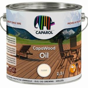 Caparol Olej do drewna - CapaWood Oil