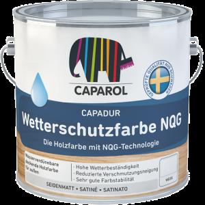 Caparol Capadur Wetterschutzfarbe NQG