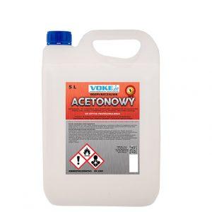 Rozpuszczalnik acetonowy