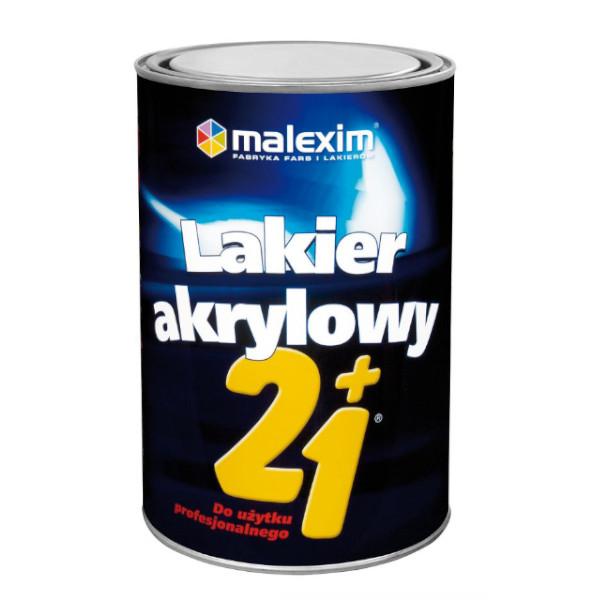 Malexim LAKIER AKRYLOWY 2 w 1